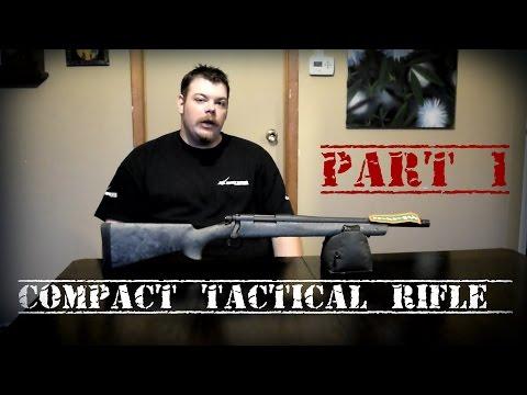 Remington 700 AAC SD Compact Tactical Rifle   Pt  1