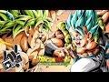 Dragon Ball Super Movie  - BLIZZARD (Broly Vs. Gogeta) | Epic Rock Cover