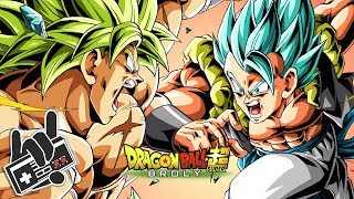 Dragon Ball Super Movie  - BLIZZARD (Broly Vs. Gogeta) | Epic Rock Cover