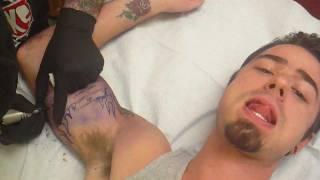 Tattoo - Full Sleeve Upper Arm