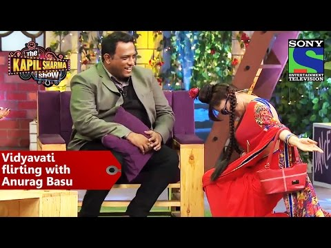 Vidyavathi Meets Richa Sharma - The Kapil Sharma Show - YouTube