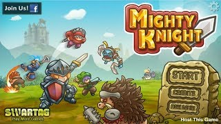 [let's show] Armor Games 002 - Mighty knight