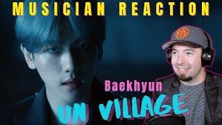 MUSICIAN REACTS | Baekhyun -