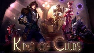League of Legends: King of Clubs Mordekaiser (Skin Spotlight)