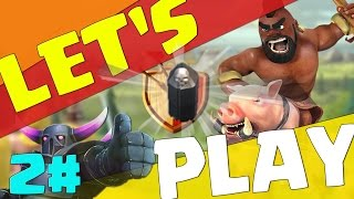 MURA LV 8 FINITE! Let's Play #2 [Clash of Clans]