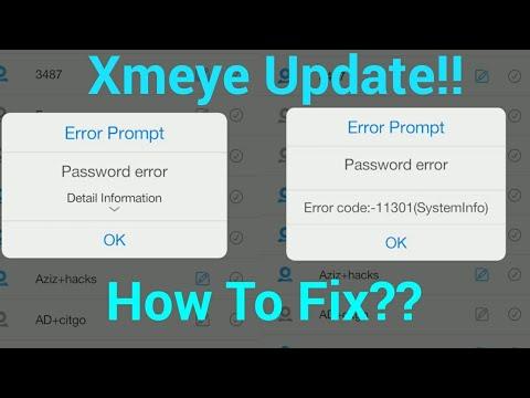 Xmeye New Update!!! (30/Oct/2017)