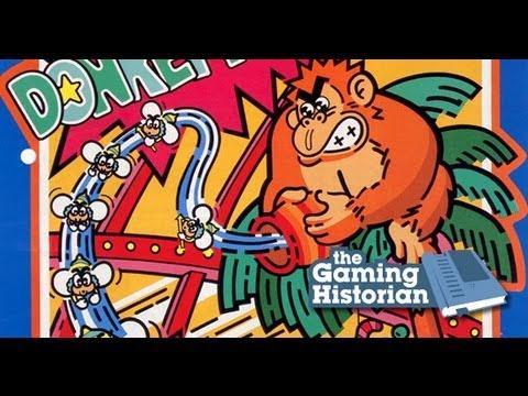 Donkey Kong 3 (Arcade) - Gaming Historian