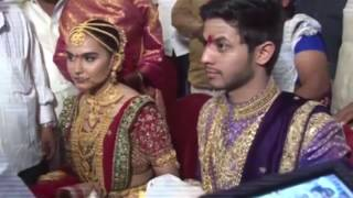 Gali Janardhan Reddy Daughter Marriage Video   Celebartions At Peak