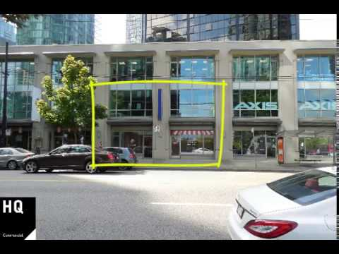 FOR LEASE -1376 -1378 W Pender Street Vancouver