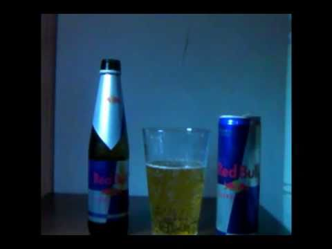 redbull in a glass bottle energy drink review youtube. Black Bedroom Furniture Sets. Home Design Ideas
