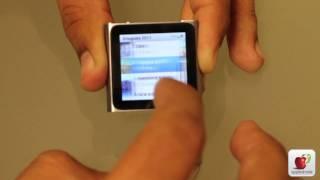 análisis del ipod nano