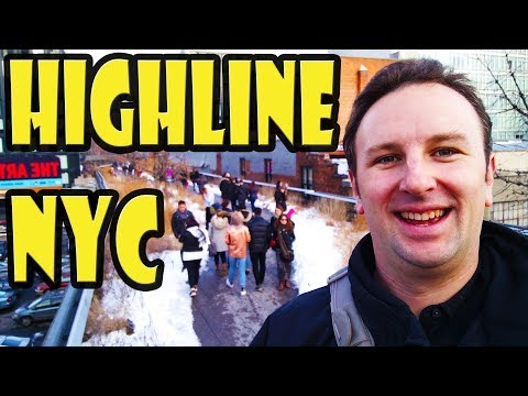 The High Line New York City - Travel Guide