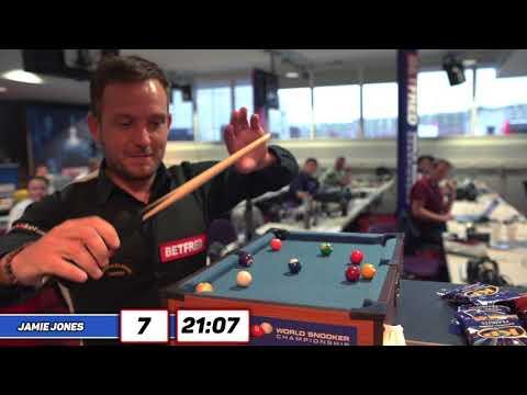 Micro Snooker Challenge: Jamie Jones