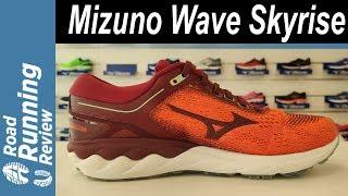 Mizuno Wave Skyrise Preview | Nuevo lanzamiento para 2020