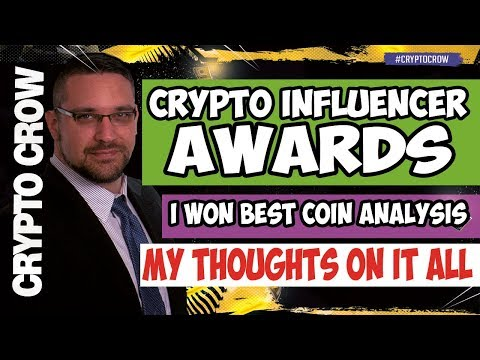 Crypto Influencer Awards Thoughts - Open Platform on Kucoin Exchange