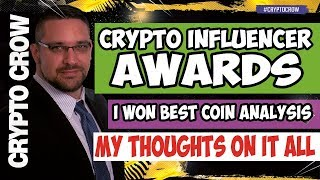 Crypto Influencer Awards Thoughts - Open Platform on Kucoin Exchange 😍