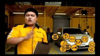 b quik tvc report 30 sec 30 points safety check free service