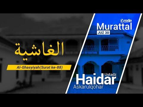 murattal-al-qur'an:-088.-surat-al-ghasyiyah