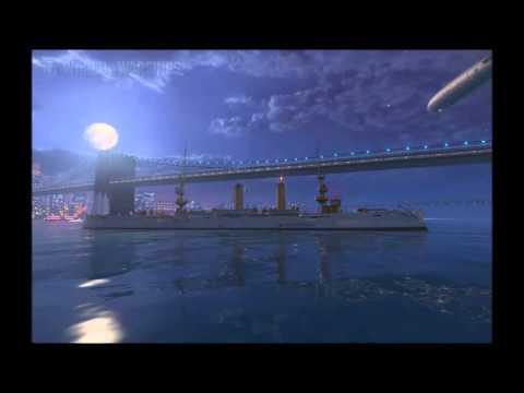 WoWs - Port theme [New York]