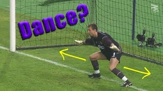 Funny Penalty Saves in Football