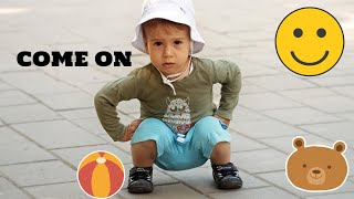 Funniest Baby With Animals, Cute Baby Play With Animal