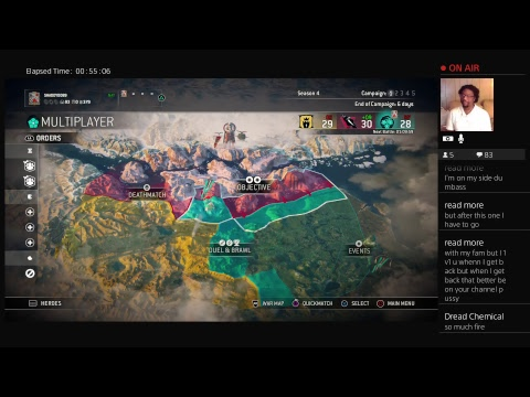 For Honor PS4 Pro Stream Thanks Giving Battles For Xp Part 2
