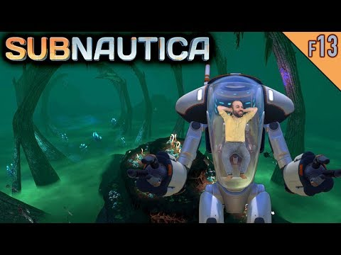 Subnautica #F13 | PRAWN SUIT Y A LOST RIVER CON ÉL!!! | Gameplay Español