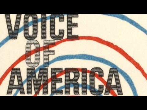 Voice of America Returns to US with Propaganda