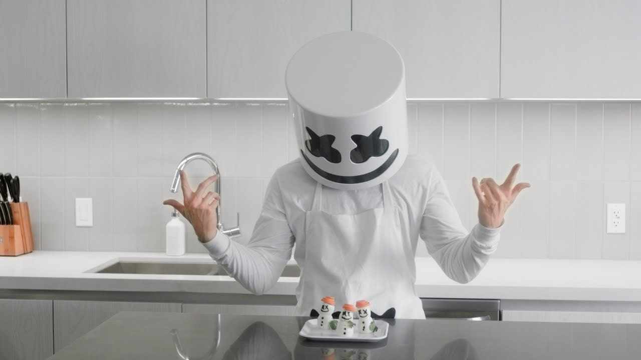 cooking-with-marshmello-egg-snowman