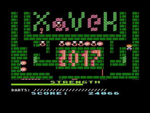 Lord of the Orb - Atari XL/XE new levels, XaVeR 2017, beta 01