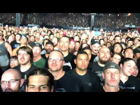 Metallica - Live Phoenix, Arizona - August 4th 2017