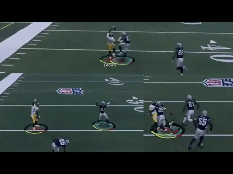 Madden 18 NOT Top 10 Plays of the Week Episode 7 - LOL Antonio Brown Fumbles Complaining To Ref