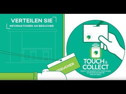 Touch Collect Für Aussteller Solids Dortmund 2020