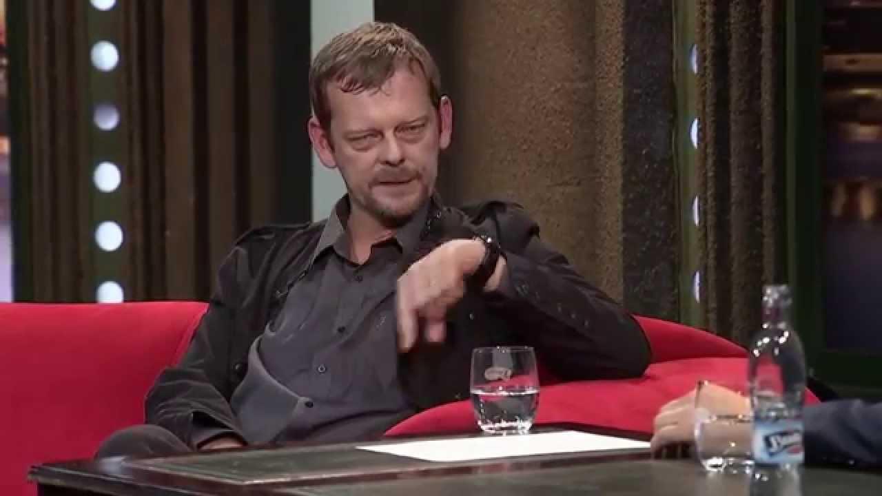 1. Martin Stránský - Show Jana Krause  2. 12. 2015