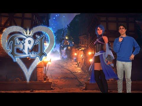 Kingdom Hearts 0.2 ITA - Ep. 1 - Triste Aqua è Triste...