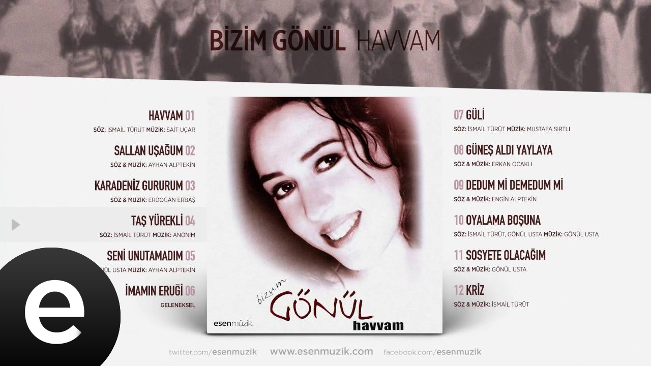 Taş Yürekli (Bizim Gönül) Official Audio #taşyürekli #bizimgönül - Esen Müzik
