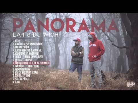 LA4 & DJ Wich - Šťastnou cestu ft Supa Martin Madej