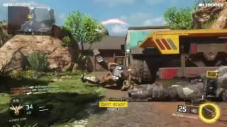 Top 50 funniest fails on CALL OF DUTY BLACK OPS III