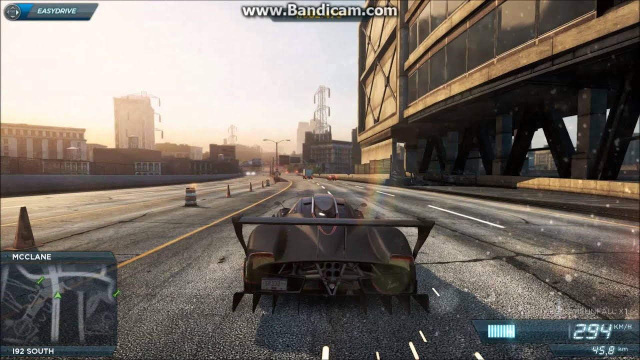 Need for speed most wanted 2 pagani zonda r youtube need for speed most wanted 2 pagani zonda r vanachro Choice Image