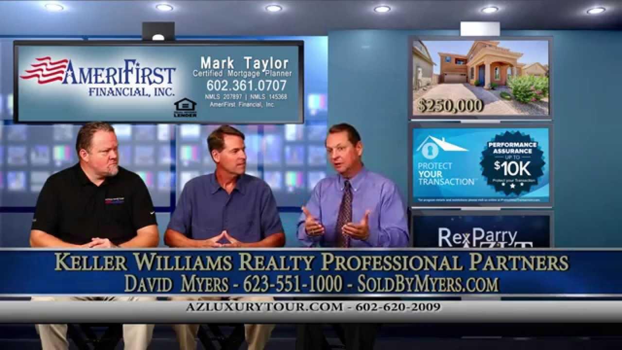 Mark Taylor | Arizona Mortgage Expert - Rex Parry Show