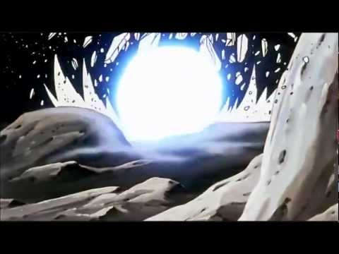 Vegeta Searches For Goku In Space