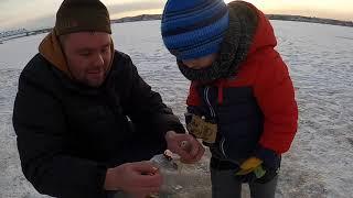 рыбалка на льду 2021 Капчагай рыба шашлыки клад для подписчиков