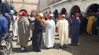 حمادشة الجديدة في موسم الصويرة 2017جزئ الاول .hmadcha el jadida