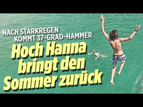 Sommer kommt wieder / Boxer in Hamburg / Shia LaBoeuf braucht Hilfe - Aktuelle Nachrichten 13.7.17