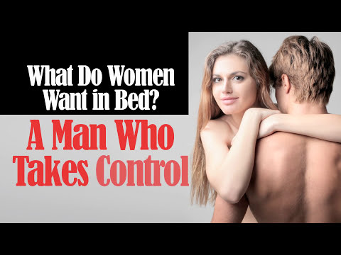 how to take control in bed/sex