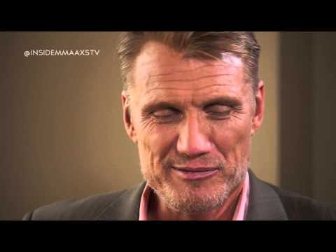 Dolph Lundgren Discusses That Time He Sent Stallone to the Hospital & His New Film Skin Trade