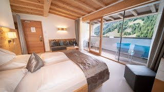 Privacy Double Room | La Casies | mountain living hote