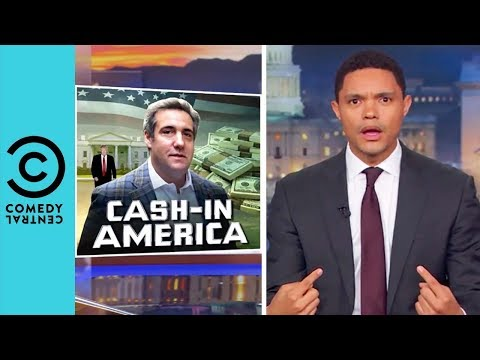 Michael Cohen's Secret Side Hustle | The Daily Show With Trevor Noah
