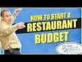 How to Create a Restaurant Budget - Restaurant Business Tip #restaurantsystems