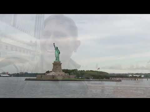 New York to Staten Island Ferry